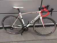 Brandnew Racer bought on November for 1200£, CARBON FORK, USED A COUPLE OF TIMES