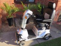 Quingo plus mobility scooter Dual Speed payment & road legal