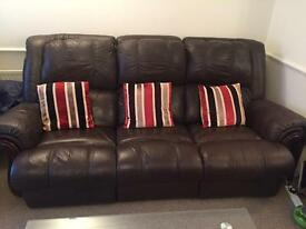 Reclining Sofa & 2 Chairs