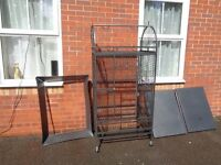 XLARGE BIRD PARROT CAGE-NEAR NEW *RRP £220*