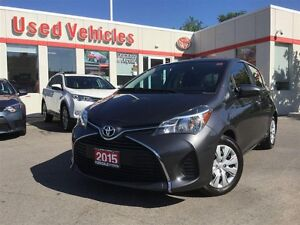 2015 Toyota Yaris LE - Bluetooth / Cruise Contro