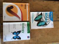 Higher Biology text books.