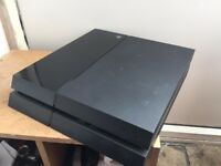 PlayStation 4 console (faulty)