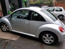 lefthand drive vw beatle needs regestered