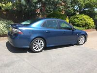 Saab 9.3 Vector Sport TDI - Cheap Automatic - air con - alloys - blue tooth -leather seats