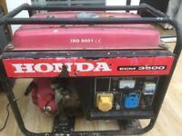 Genarator 240 or 110 volt