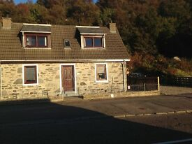 3 Bedroom Cottage for sale Mallaig