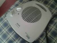 Small philips heater must collect