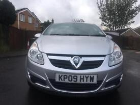 Vauxhall Corsa 1.4 16v club 5 door ( price reduced for a quick sale )