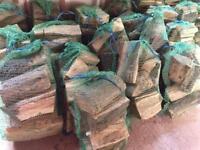 Logs and Sticks - Firewood
