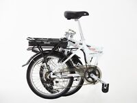 summer sale! GREENWAY Folding electric bike, Samsung cell lithium battery LCD, PAS system only £500