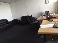 CHEAP FURNISHED OFFICE SPACE AVAILABLE IN COMMERCIAL BUILDING STRATFORD