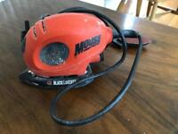 Black and Decker Mouse Sander / Polisher and precision attachement