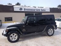 2015 Jeep WRANGLER UNLIMITED SAHARA! AUTO! 18KM! FINANCING AVAIL