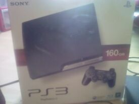 PlayStation 3 (160gb)