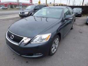 2010 Lexus GS 350 AWD & NAVI & BACK UP CAM & H. C SEATS