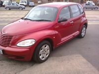 CHRYSLER P T CRUISER 2.1 DIESEL LOW MILEAGE. 53 REG.