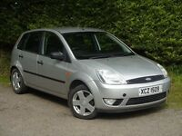 2004 Ford Fiesta 1.4 Flame 5 dr **Full Years Mot** (focus clio yaris polo astra megane corsa 307 206