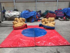 Bouncy Castle, Sumo Suits for sale
