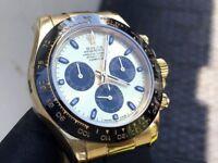 Rolex Daytona Chronograph 4130