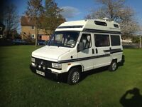 Wanted moter homes campers touring caravans etc