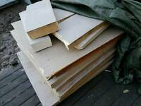 100 mm hard insulation