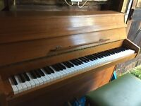 Modern Zender Piano & Stool