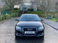 011 (61)Audi A3 1.6 TDI Sports Sportback, 1 Previous Owners ,2 Keys + 12 Months