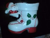 Santa boot for sale for £5
