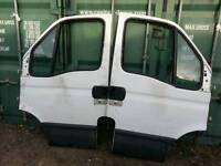 Iveco daily front doors. Good condition.