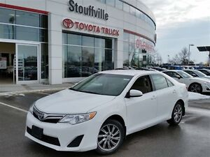 2012 Toyota Camry New Arrival Lease Return!