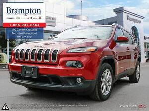 2016 Jeep Cherokee NORTH | 5' TOUCHSCREEN | BACKUP CAM |