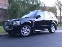 2004 Land Rover Range Rover 4.4 V8 Vogue 5dr SUV Petrol Auto Automatic - P/X welcome