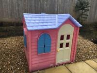 Little Tikes Country Cottage Playhouse, Pink