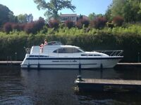 FOR SALE - Luxury Super Cruiser Boat - Noble Captain (6 to 8 berth)