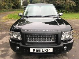 Superb Specification And Well Cared for 2006 56 VOGUE TD V8 99855 Miles Oct 2018