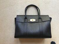 Mulberry Handbag Bayswater Black