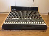 Soundtracs FME 16:4:2 modular analogue mixing console