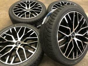18 AUDI WHEEL AND ALL SEASON TIRE PACKAGE (AUDI CARS) Calgary Alberta Preview