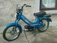 Tomos moped 1984