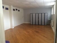 STUDIO SPACE TO RENT IN CENTRAL BRIGHTON