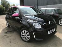 2015 Citroen C1 Feel 1.0 Pink Styling Only 25k FINANCE AVAILABLE