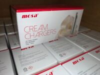 MOSA CREAM CHARGERS LONDON