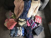 Mixed lot of girls clothes age 11/12