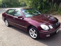 Lexus GS300 *Automatic* MOT FEB 17 *85000 MILES* F.S.H*Just Serviced*Beautiful big car!!
