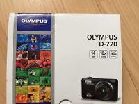 Olympus D-720 HD digital camera