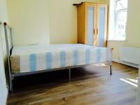 Nice modern double room just opposite of the station