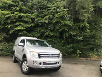 NO VAT! 2013 Ford Ranger XLT Super Cab/ Ext Cab (Not Double Cab)