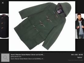 Duffel coat ladies size medium GLOVERALL