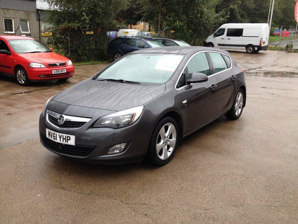 61 PLATE VAUXHALL ASTRA 1.6 SRI 5DR 48000MILES FSH £5500
